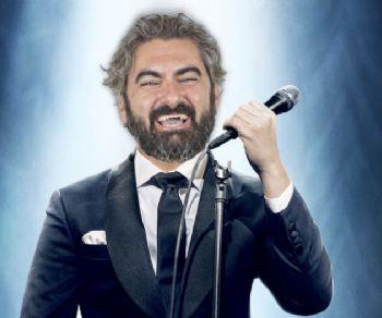 Spettacoli - Stefano Santomauro ospite del Barnum con le due Stand Up Comedy dei record