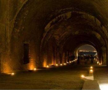 Visite guidate - Il Santuario di Ercole Vincitore a Tivoli. Apertura serale