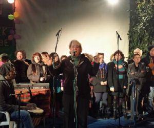 """Musiche migranti a Roma, un concerto di Sara Modigliani e il coro multietnico """"Romolo Balzani"""""""