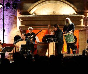 Inaugurazione del ciclo serale dei concerti della IUC