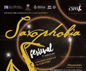 La rassegna musicale interamente dedicata al mondo del saxofono