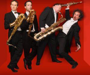 Spettacoli: Saxophonissimo Comedy Show
