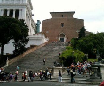 Visite guidate - Santa Maria in Aracoeli e Piazza del Campidoglio
