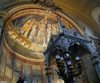 Visite guidate: Basilica di Santa Cecilia in Trastevere