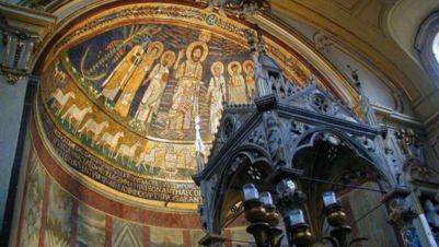 Visite guidate - Basilica di Santa Cecilia