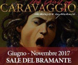 Mostre - The Spirit of Caravaggio, immersive experience