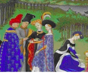 Libri - L'enigma d'amore nell'Occidente medievale