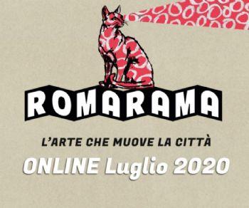 Attività - Romarama, l'arte che muove la città