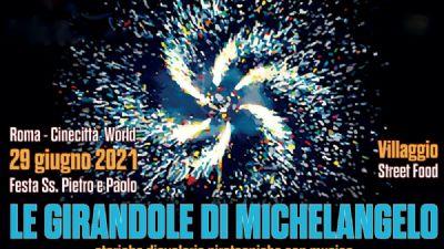 Spettacoli - Girandola Roma. Le Girandole di Michelangelo