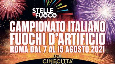 Attività - Campionato Italiano di Fuochi d'Artificio