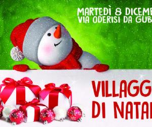 A via Oderisi da Gubbio musica,gastronomia, giochi, laboratori, artisti di strada, animazione e burattini