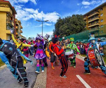 Locandina: Scorri…Bande natalizie nel Municipio XIII
