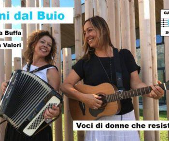 """Concerti: Presentazione del disco """"Suoni dal buio canti popolari di donne che resistono"""""""