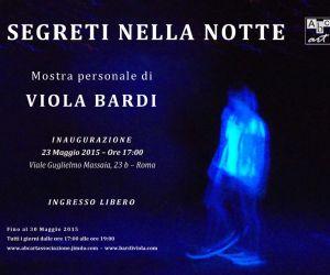 Le suggestive atmosfere di Viola Bardi