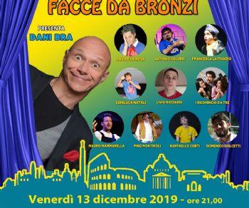 """Festival - Festival Nazionale del cabaret """"Facce da bronzi"""""""