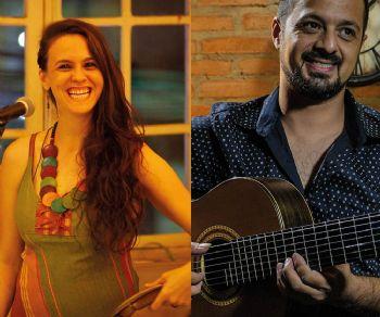 Locali - Telecoteco Jacque Falcheti e José Miranda