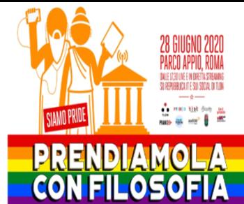 Festival - Prendiamola con filosofia Siamo Pride