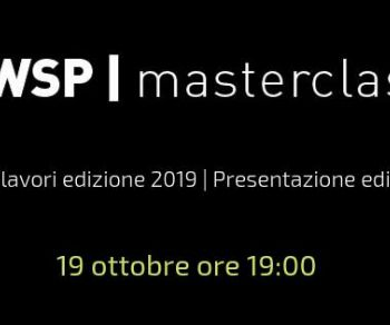 Locandina: Serata WSP Masterclass