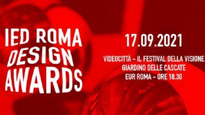 Serate - IED Roma Design Awards 2021