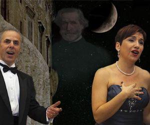 A Palazzo Doria Pamphilj  le più belle e famose melodie della tradizione lirica