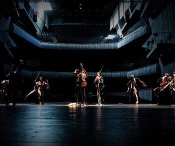 Spettacoli - SERGE / Solistenensemble Kaleidoskop - Michael Rauter - Luigi De Angelis - Fanny & Alexander