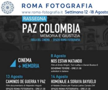 Docufilm sul processo di pace in Colombia