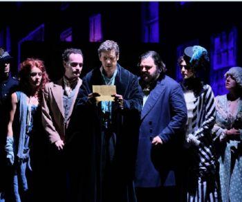 Spettacoli - Sherlock Holmes e i delitti di Jack lo squartatore