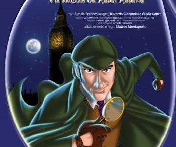 Bambini e famiglie: Sherlock Holmes e la soluzione dei misteri misteriosi