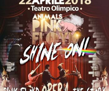 Concerti - Shine on ! Pink Floyd Opera... the story