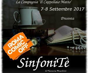 Spettacoli - Sinfonitè al Roma Comic Off