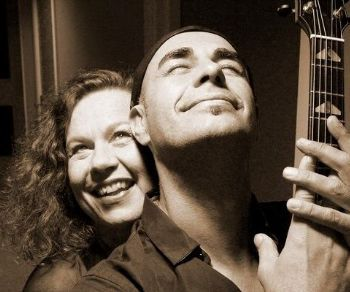 "Concerti - Sarah Jane Morris e Antonio Forcione presentano ""COMPARED TO WHAT"""
