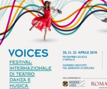 Spettacoli - Voices