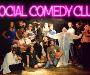 Monologhi e performance comiche tra nonsense, puppet, stand comedy e improbabili arti circensi
