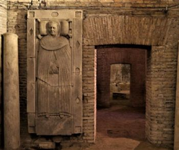 Visite guidate - I sotterranei di San Martino ai Monti