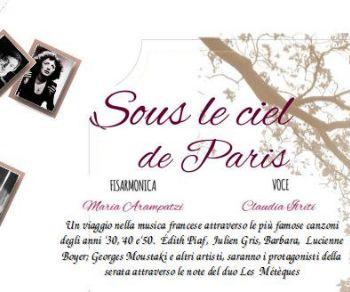 Concerti - Sous le ciel de Paris