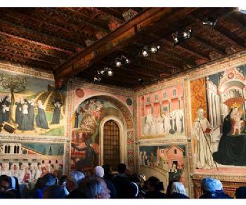 Visite guidate: Monastero di Tor de' Specchi delle Oblate di Santa Francesca Romana
