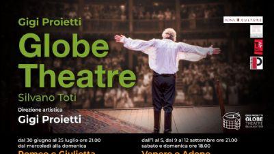 Spettacoli - La stagione 2021 del Gigi Proietti Globe Theatre Silvano Toti