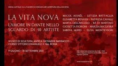Spettacoli - La Vita Nova. L'amore in Dante nello sguardo di 10 artiste