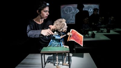 Spettacoli - Il Teatro di Roma torna in scena