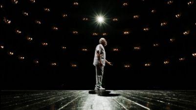 Spettacoli: L'impresa fantastica dell'attore Colangeli