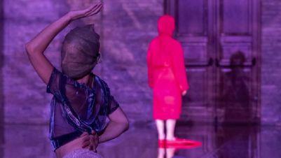 Spettacoli - 'Paradiso [Bozzetto SN – 002]' e 'Suggestioni. La Divina Commedia illustrata'