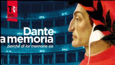 Spettacoli - Le parole di Dante