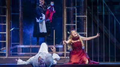 Spettacoli - 'Venere e Adone' di William Shakespeare