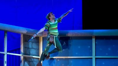 Spettacoli - Che Disastro di Peter Pan