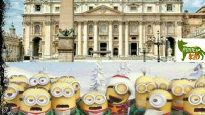 Bambini e famiglie - La Basilica di San Pietro