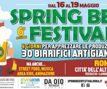 Festival - Spring Beer Festival 2019