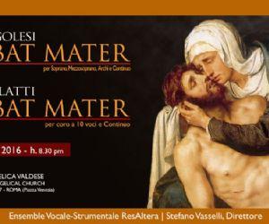 Concerti: Stabat Mater