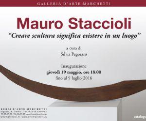 Personale di Mauro Staccioli, uno dei più grandi scultori contemporanei