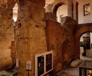 Momenti della vita quotidiana, gli svaghi e gli sport degli antichi romani
