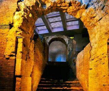 Visite guidate - Apertura Serale dei resti dello Stadio di Domiziano nei Sotterranei di Piazza Navona